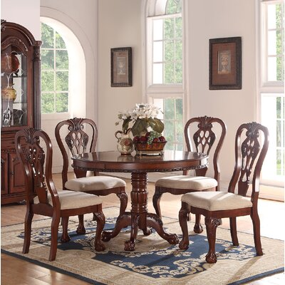 Prager 5 Piece Dining Set