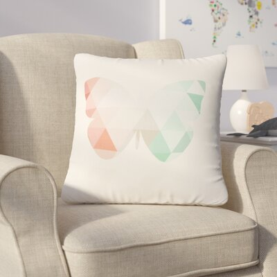 Classen Butterfly Throw Pillow
