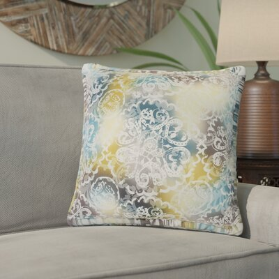 Canty Indoor/Outdoor Throw Pillow Size: 18 x 18