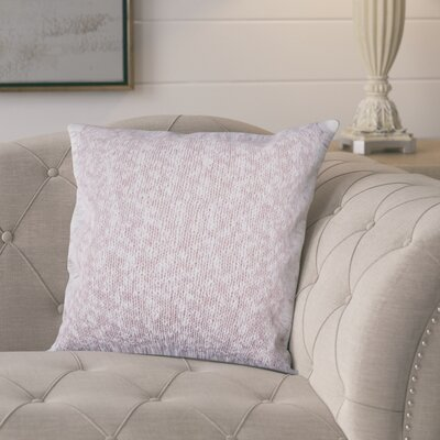 Drury 100% Cotton Throw Pillow Color: Gold