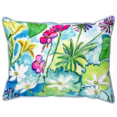 Isola Indoor/Outdoor Lumbar Pillow Size: Small