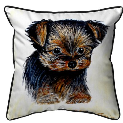 Isola Indoor/Outdoor Throw Pillow Size: Small