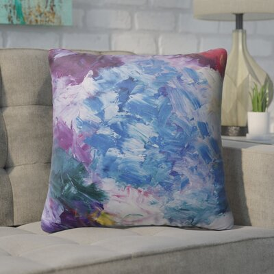 Froelich Indoor/Outdoor Throw Pillow Size: 16 H x 16 W