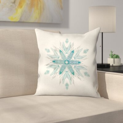 Drift 1 Throw Pillow Size: 14 x 14