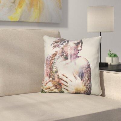 Wilderness Heart III Throw Pillow