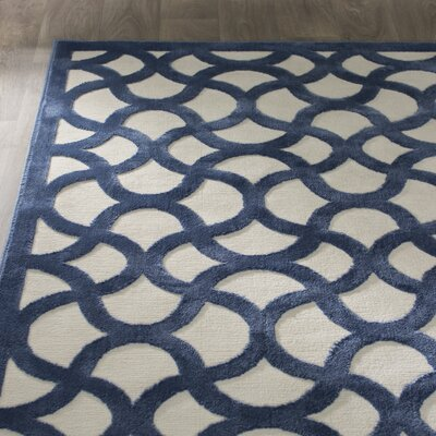 Claudette Fiber Hand-Woven Natural Area Rug Rug Size: Rectangle 3 x 5
