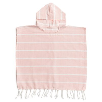 Organic Cotton Bondi Bath Towel Color: Petal