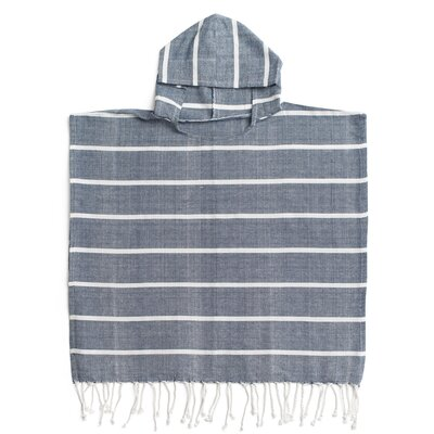 Organic Cotton Bondi Bath Towel Color: Navy