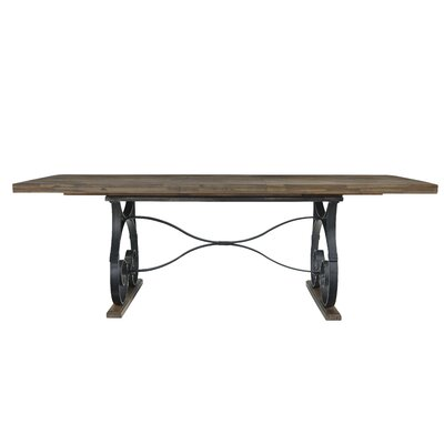 Burmeister Trestle Dining Table