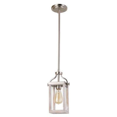 Detrick 1-Light Mini Pendant