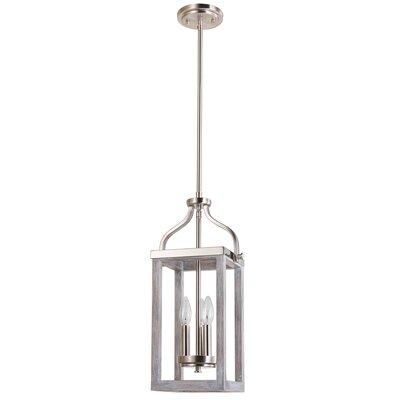 Detrick 3-Light Lantern Pendant