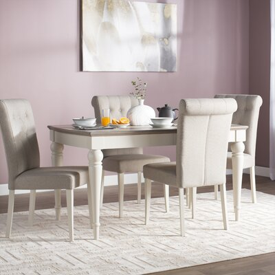 Muier 7 Piece Dining Set