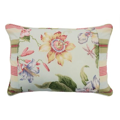 Laurel Springs 100% Cotton Throw Pillow