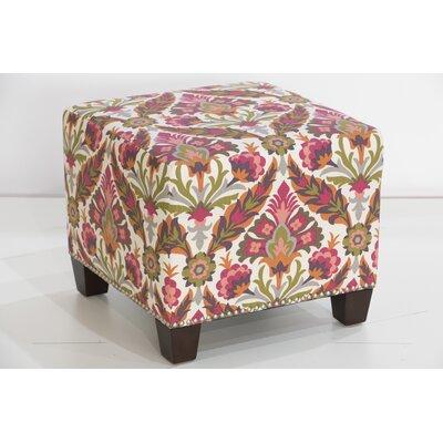 Ohare Cube Ottoman