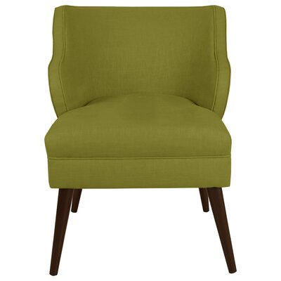 Castilleja Modern Slipper Chair