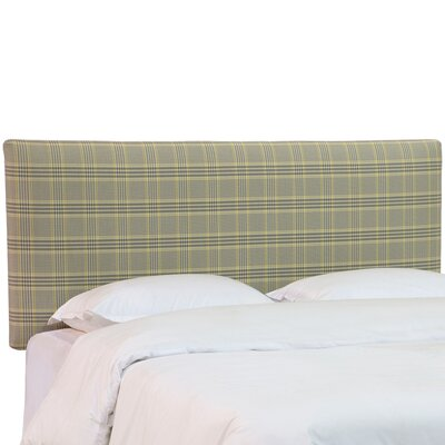 Mervine Upholstered Panel Headboard Size: Twin