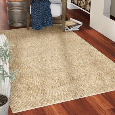 Meredith Taupe Area Rug Rug Size: 5 x 8