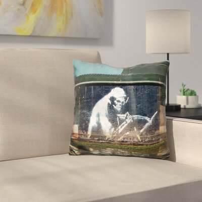 The Grim Reaper Throw Pillow