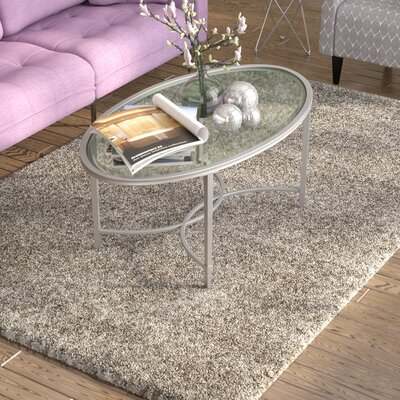 Starr Hill Grey Rug Rug Size: Rectangle 51 x 8