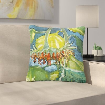 Carol Schiff Summers End Outdoor Throw Pillow Size: 16 H x 16 W x 5 D