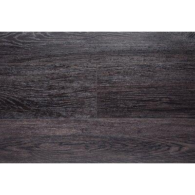 6 x 48 x 12mm Laminate Flooring in Dark Wenge