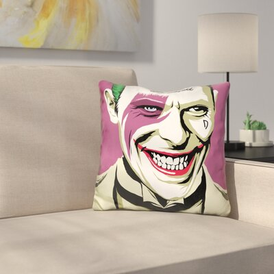 Rock and Roll Suicide Throw Pillow