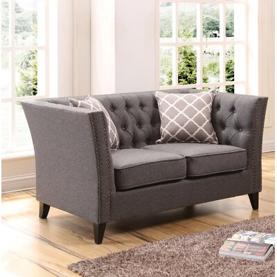 Dunstan Chesterfield Loveseat