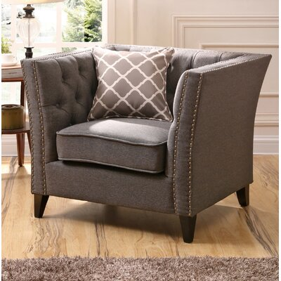 Dunstanburgh Chesterfield Chair