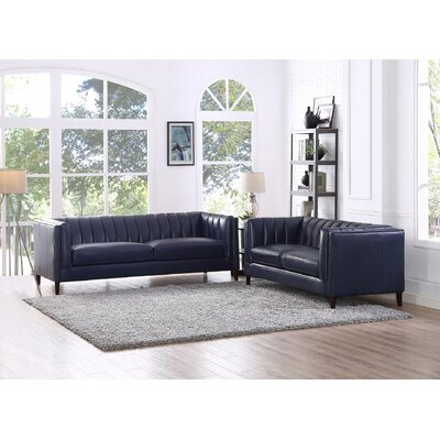 Dierking 2 Piece Living Room Set