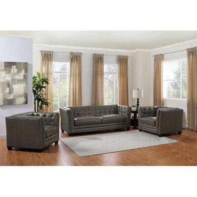 Dierking 3 Piece Living Room Set