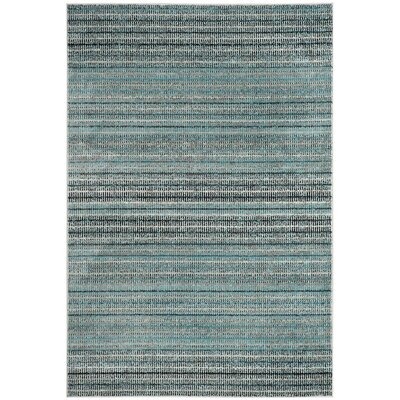 Cohn Blue/Gray Area Rug Rug Size: Rectangle 4 x 6