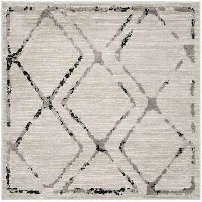Cohrs Ivory Area Rug Rug Size: Square 67