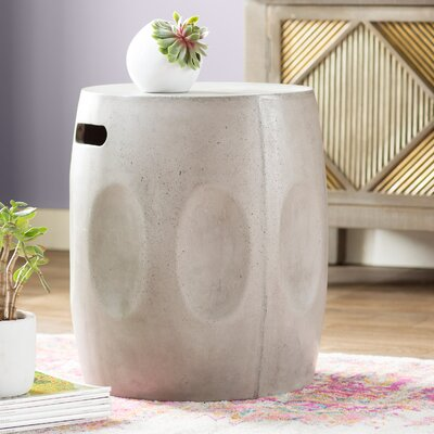 Image of Alan Drum Side Table