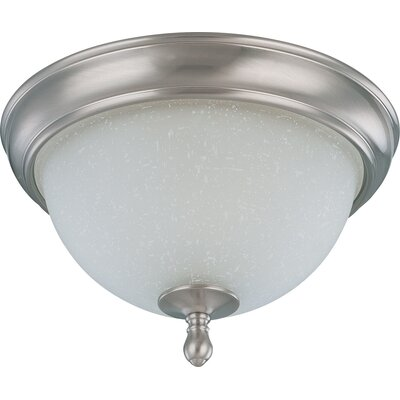 Emberton 2-Light LED Flush Mount