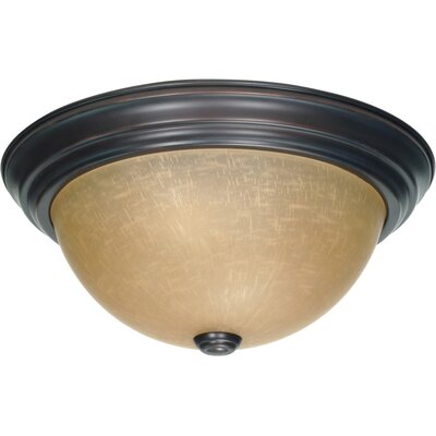 Brittny 2-Light LED Flush Mount