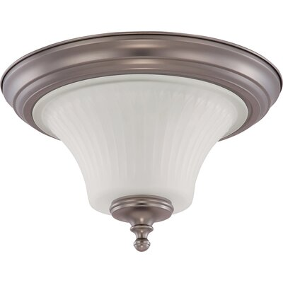 Crossland 2-Light LED Flush Mount