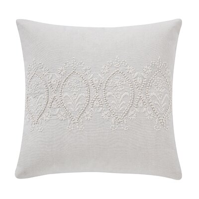 Bainbridge Cotton Throw Pillow