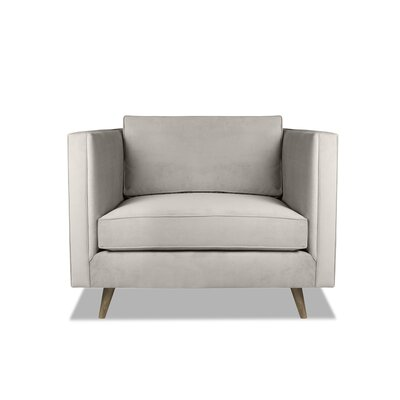 Pullman Armchair Upholstery: Pearl