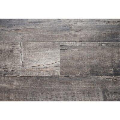 Metro 6 x 48 x 12mm Oak Laminate Flooring