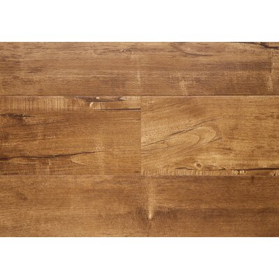 Metro 6 x 48 x 12mm Oak Laminate Flooring