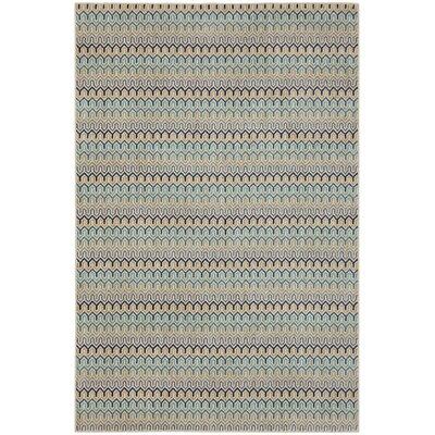 East Clevedon Beige Area Rug Rug Size: Rectangle 96 x 1211