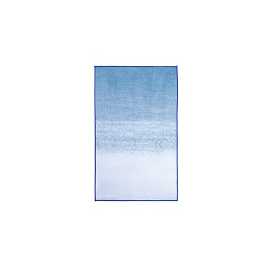 Light Fade Hand Towel Color: Blue