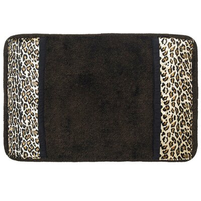 Newburn Animal Print Bath Rug