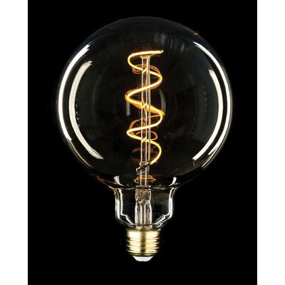 60W Equivalent E26 LED Globe Edison Light Bulb