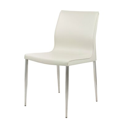 Duran Dining Chair Color: Beige