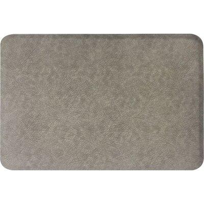 Groggan Anti-Fatigue Kitchen Mat Color: Tan