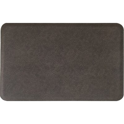 Groggan Anti-Fatigue Kitchen Mat Color: Espresso