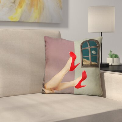 Inboxed Throw Pillow