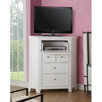 Didmarton Corner 42 TV Stand Color: White