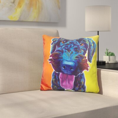 Montag Fletcher Throw Pillow